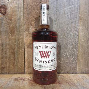 WYOMING SMALL BATCH BOURBON 750ML
