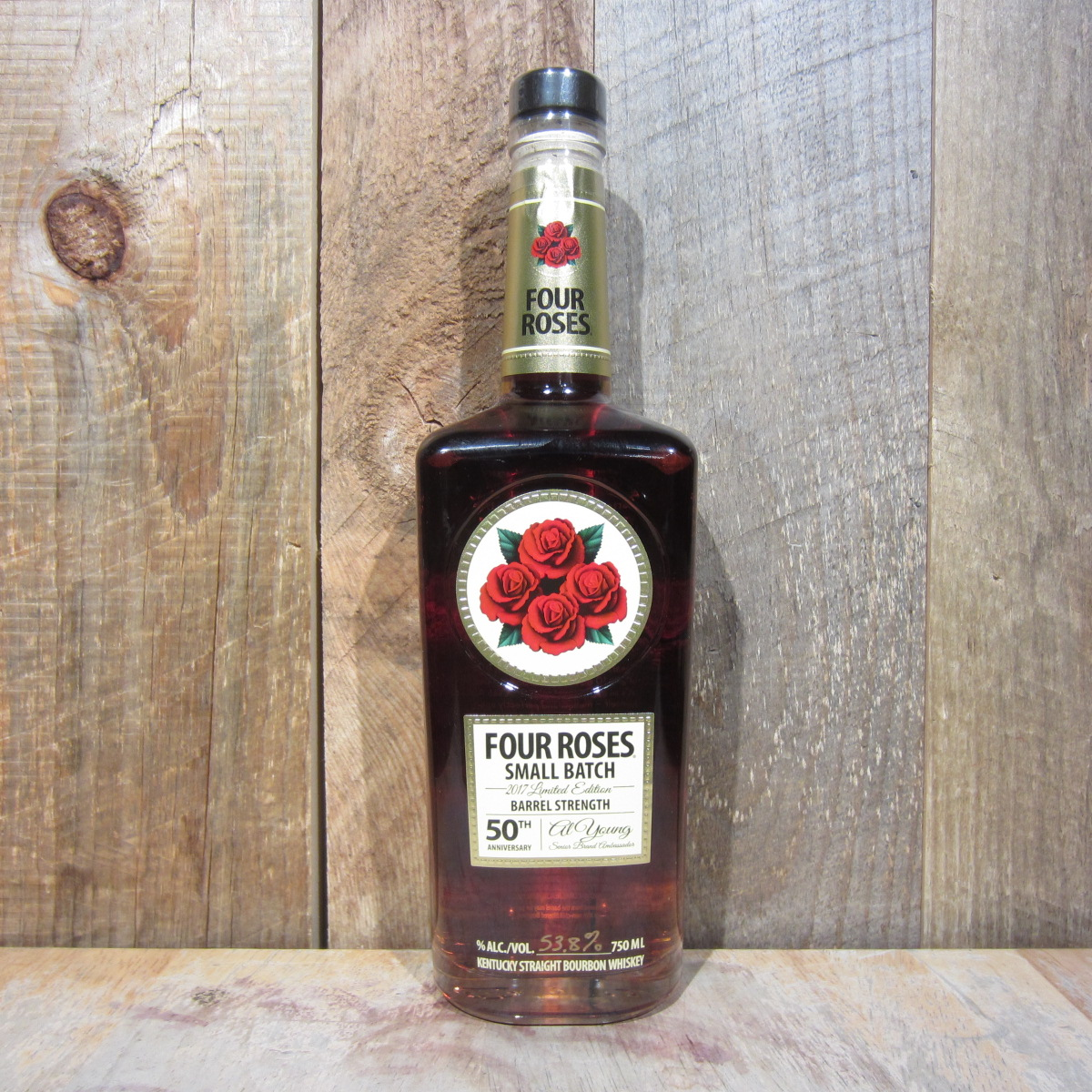 Four Roses Al Young Limited Edition 50th Anniversary 750ml