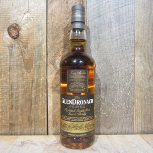 GLENDRONACH PEATED 750ML