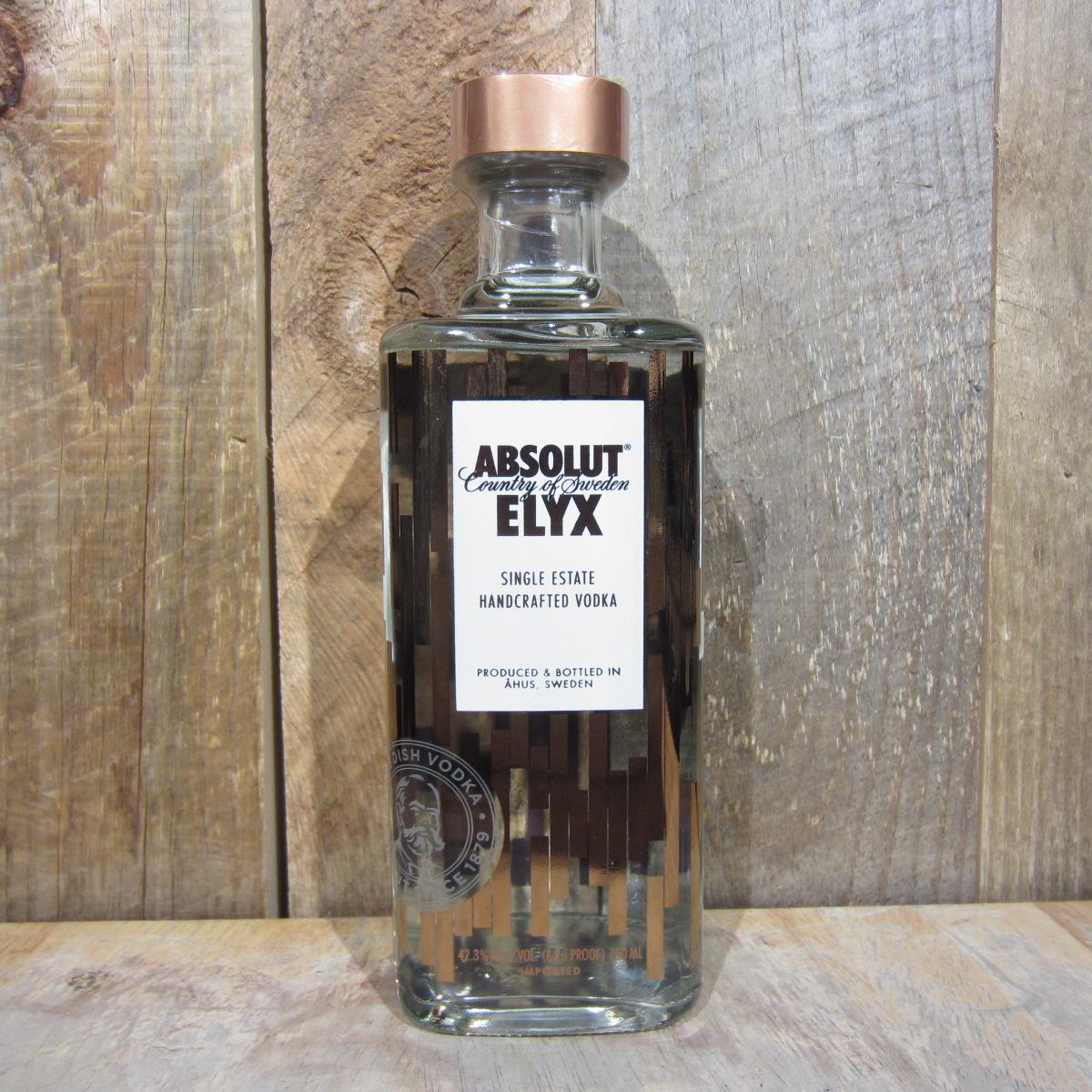 Absolut Elyx 750ml