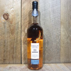 OBAN 21 YEAR OLD (SPECIAL RELEASE 2018) 750ML