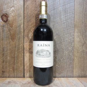 RAINA SAGRANTINO DI MONTEFALCO 2010 750ML