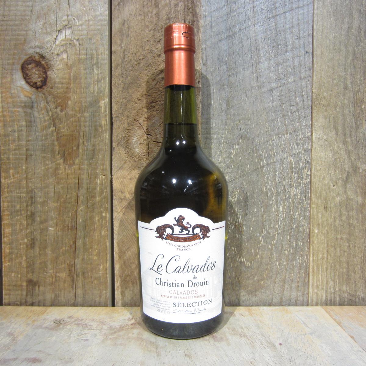 Christian Drouin Calvados Coeur De Lion Selection 750ml