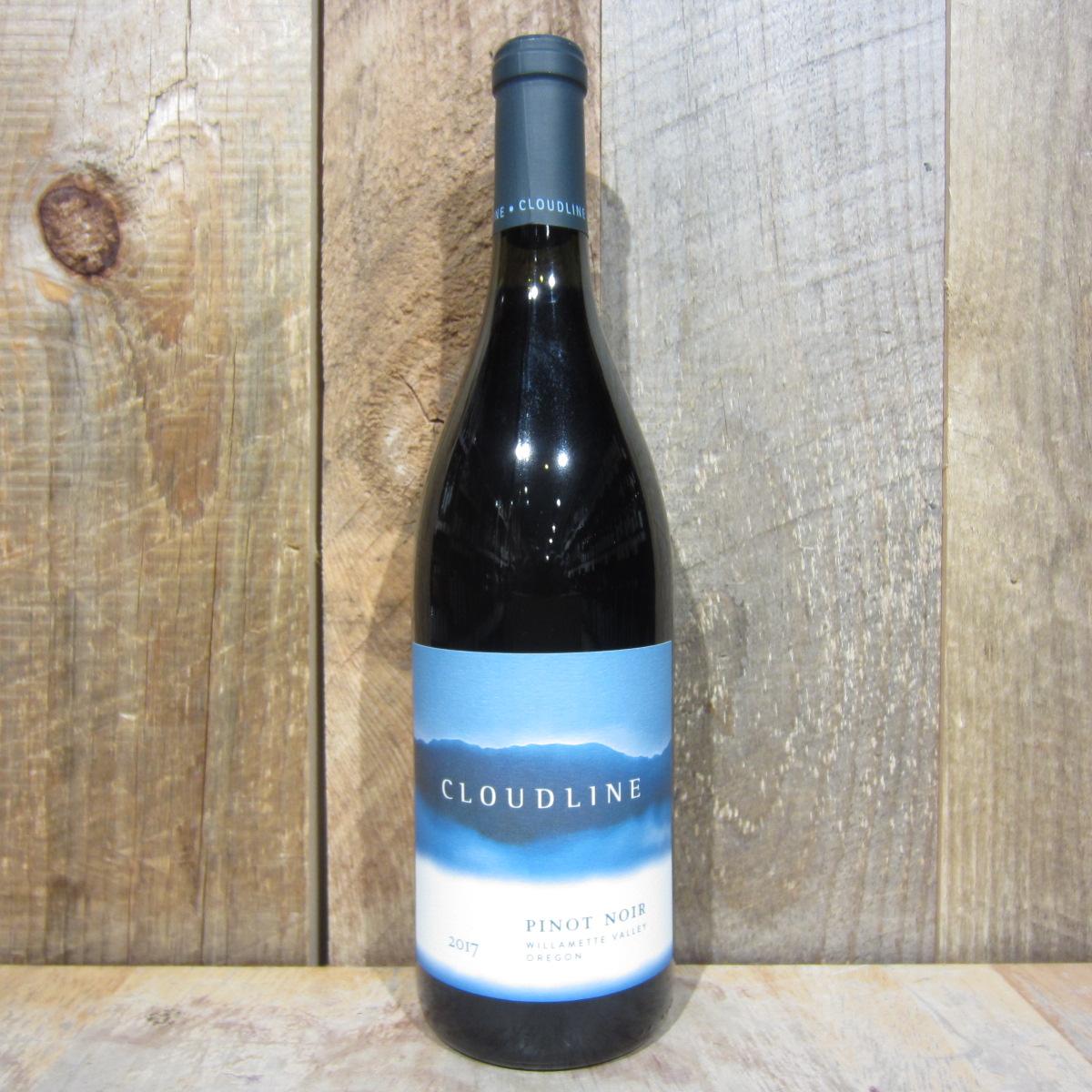Cloudline Willamette Valley Pinot Noir 2019 750ml