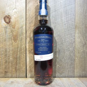 Heaven Hill 27 Year Old Bourbon Whiskey 750ml