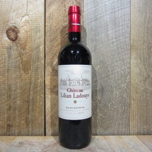 CHATEAU LADOUYS CRU BOURGEOIS SAINT ESTEPHE 2016 750ML