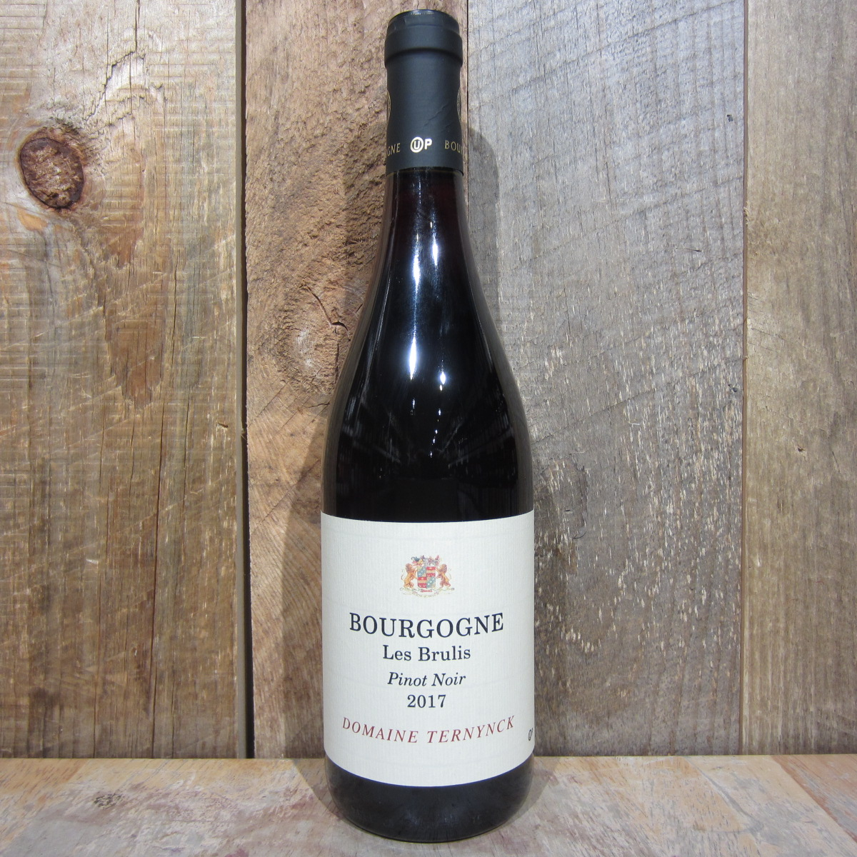 Domaine Ternynck Bourgogne Les Brulis Pinot Noir 2018 750ml
