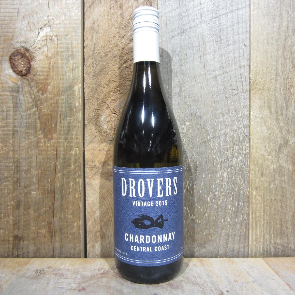 Drovers Chardonnay 2015 750ml