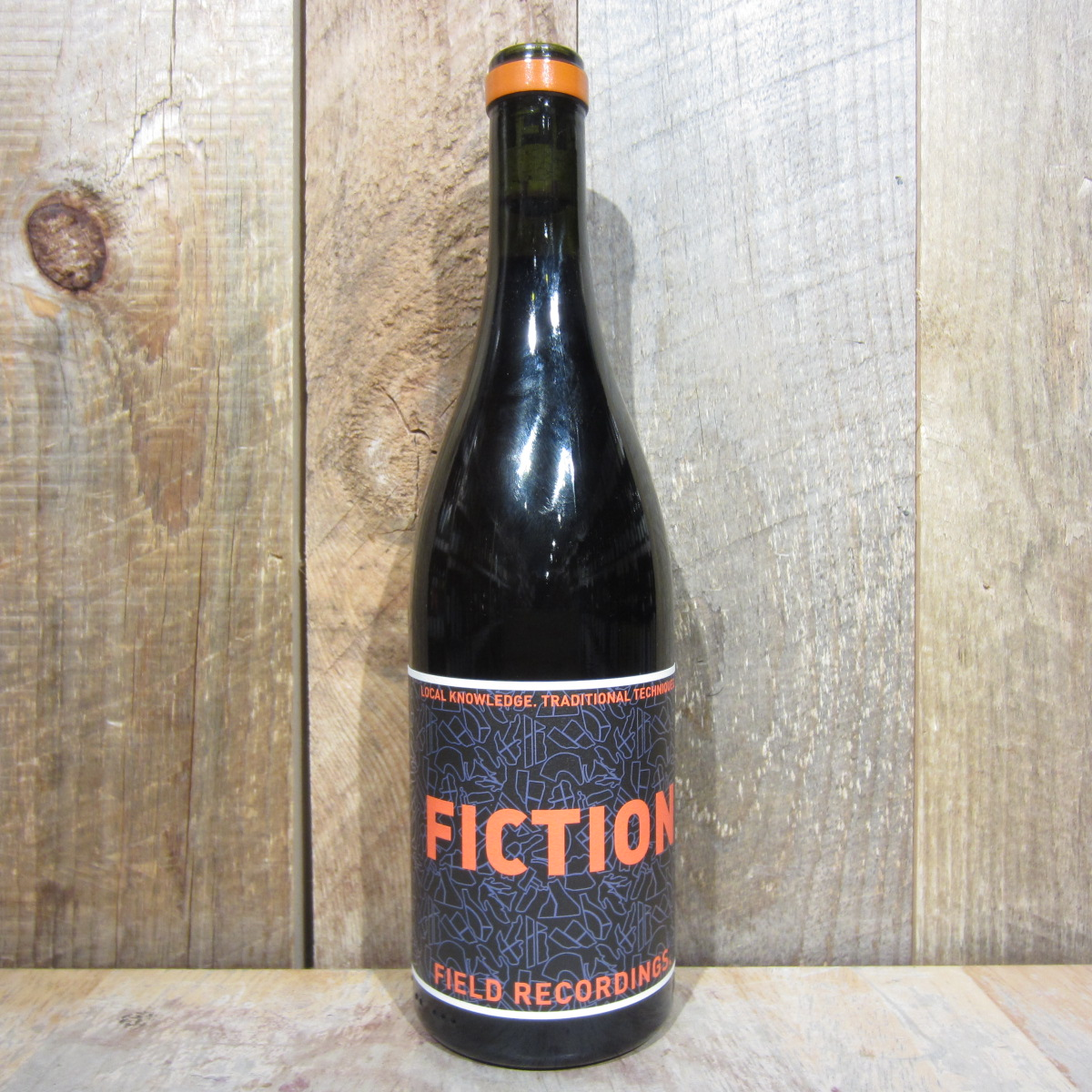 Field Recordings Fiction Red 2018 750ml