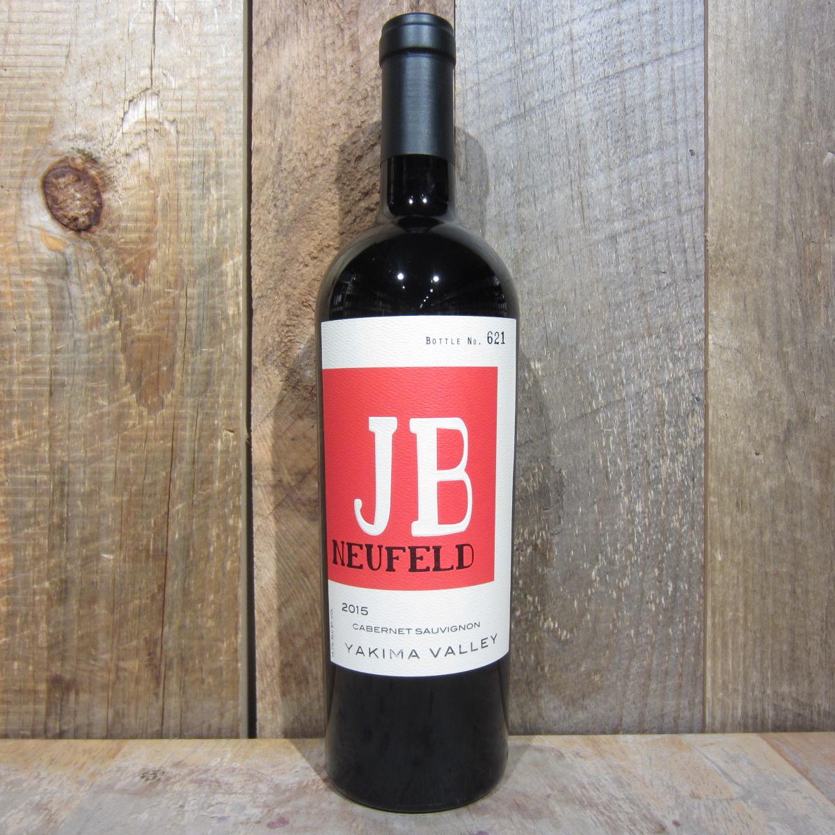JB Neufeld Yakima Valley Cabernet Sauvignon 2017 750ml