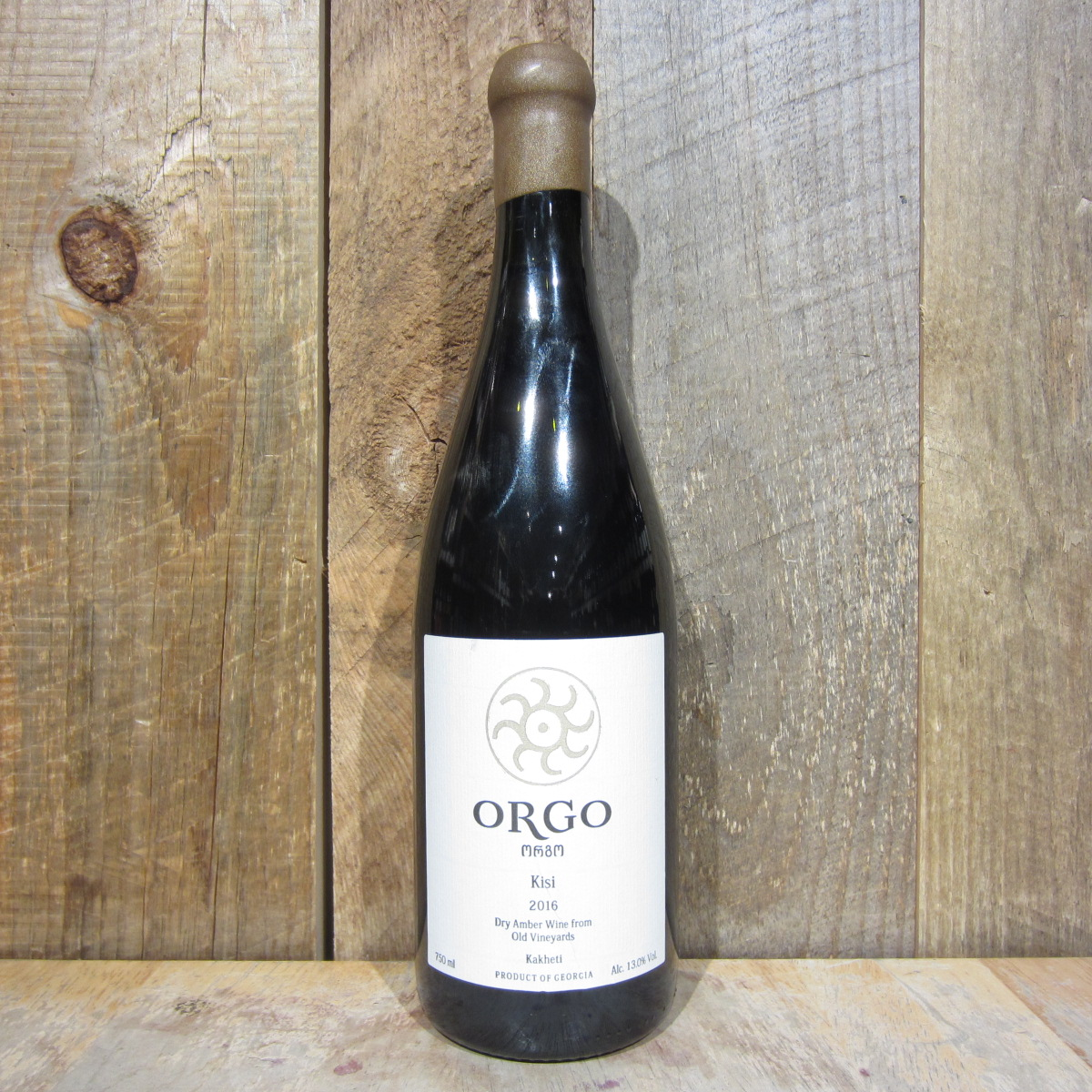Orgo Kisi 2016 750ml