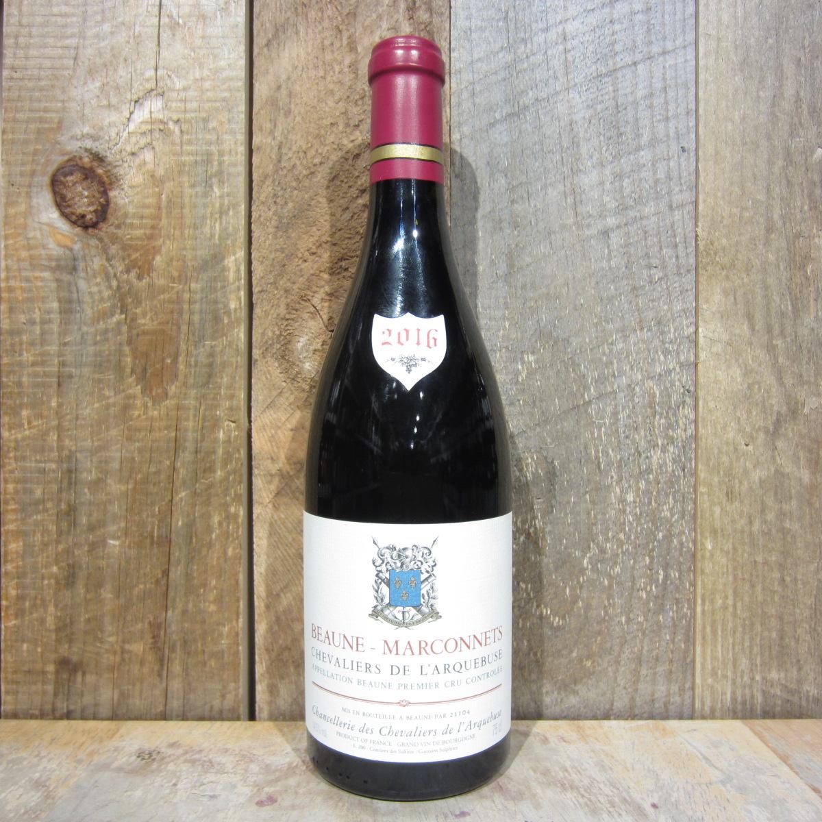 Remoissenet Beaune 1er Cru Marconnets Chevalier de L'Arquebuse 2016 750ml