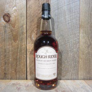 ROUGH RIDER DOUBLE CASKED BOURBON 750ML
