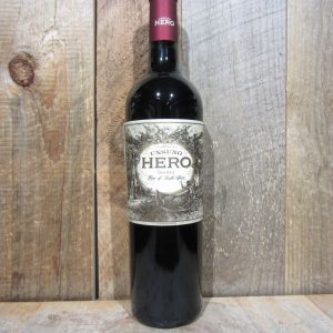 UNSUNG HERO SHIRAZ 750ML