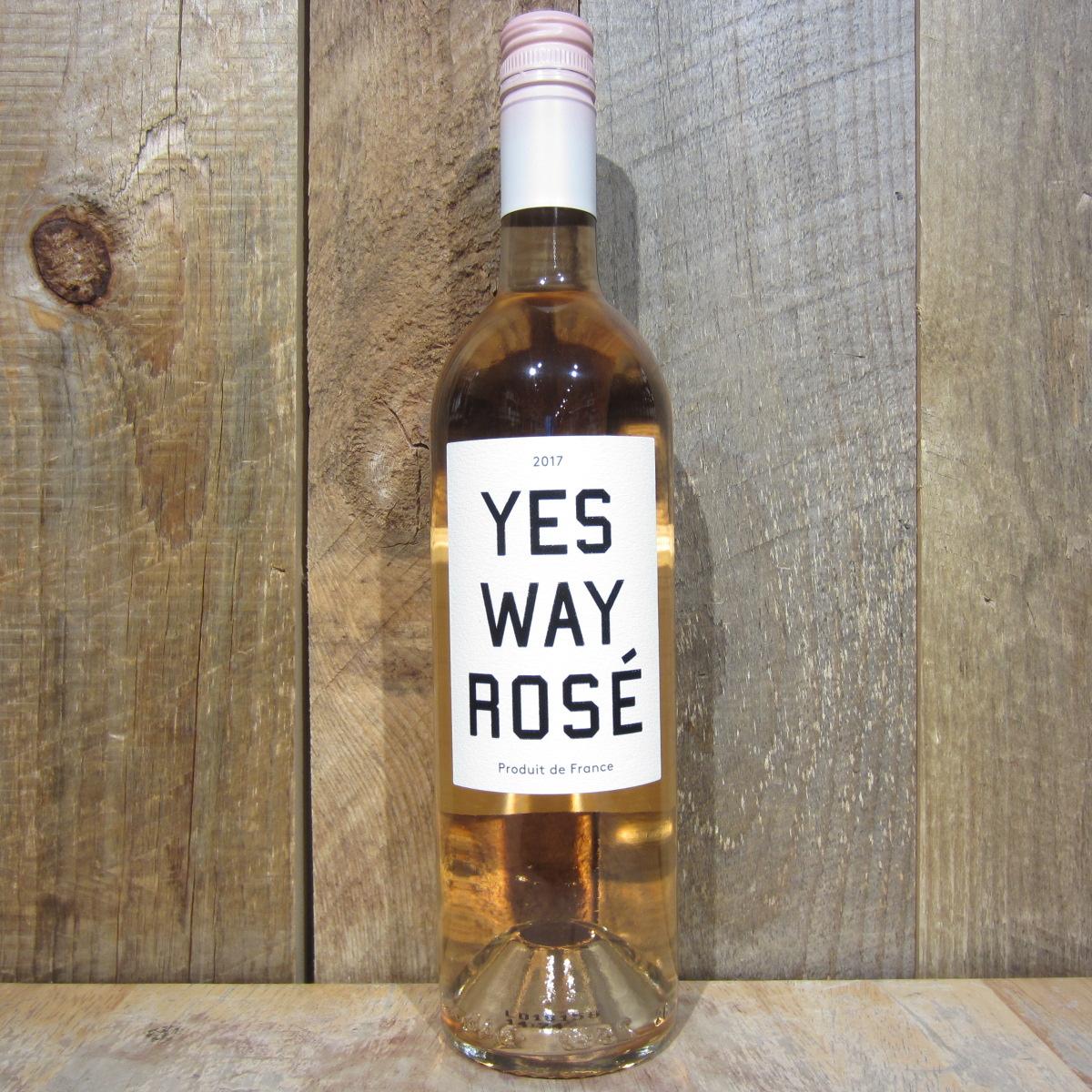 Yes Way Rose 750ml