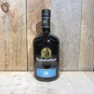 BUNNAHABHAIN 18 YR 750ML