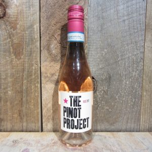 PINOT PROJECT ROSE 375ML (HALF SIZE BTL)