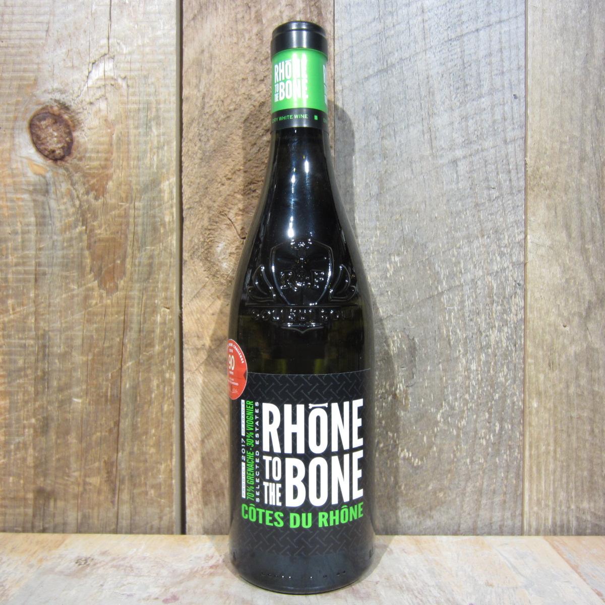 Rhone to The Bone Cotes du Rhone White 750ml