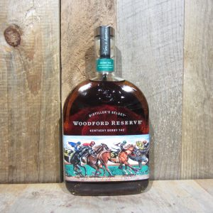 WOODFORD RESERVE 2019 KENTUCKY DERBY BOURBON 1L