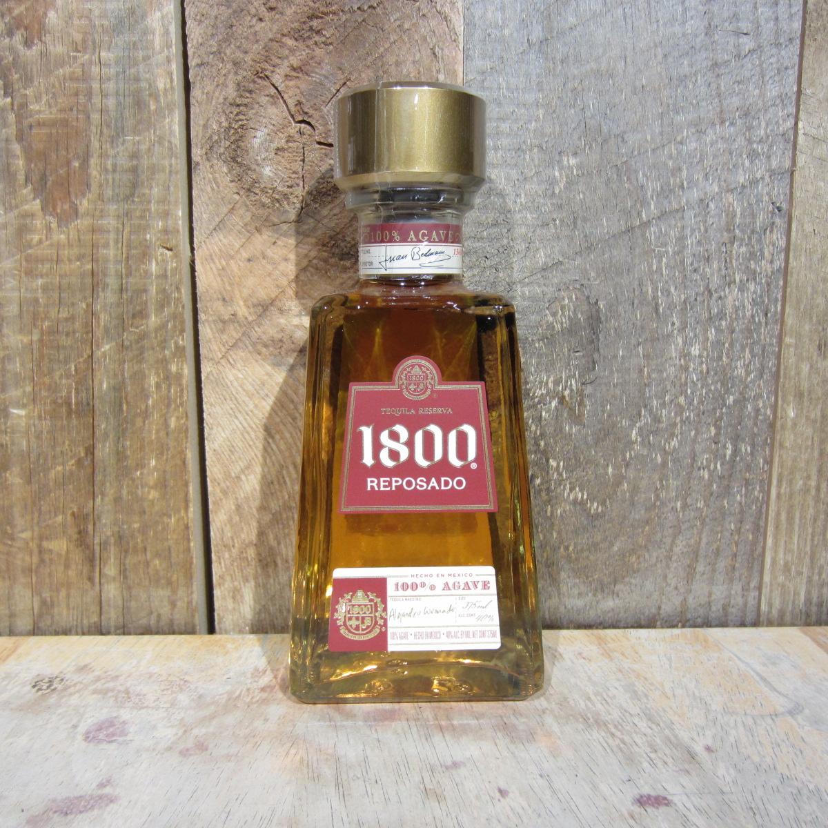 1800 Reposado Tequila 375ml (Half Size Btls)