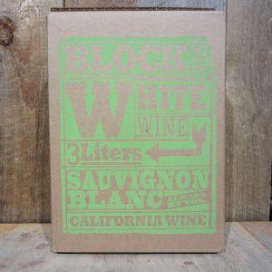 BLOCK 67 SAUVIGNON BLANC BOX WINE 3L