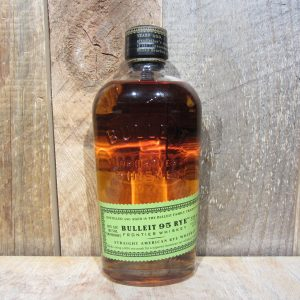 BULLEIT RYE 375ML PINTS (HALF SIZE BTL)