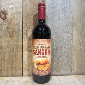 FROM THE FARM RED SANGRIA 750ML