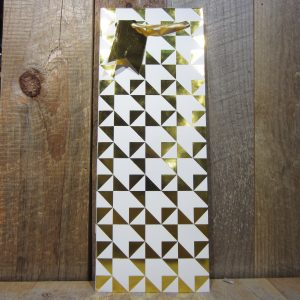 GOLD ARROW GIFT BAG