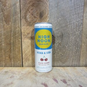 HIGH NOON VODKA AND SODA BLACK CHERRY (CAN) 355ML