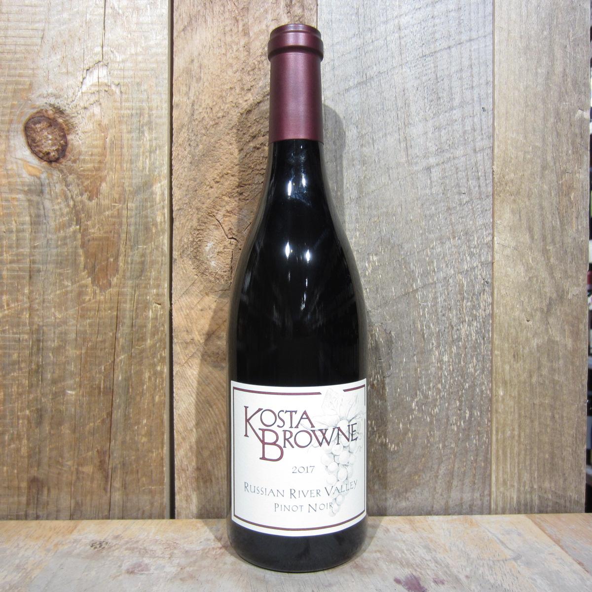 Kosta Browne Pinot Noir Russian River 2017 750ml