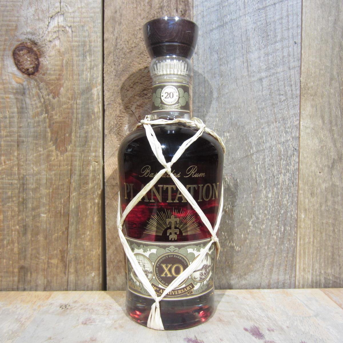 Plantation XO Rum 20th Anniversary Barbados 750ml