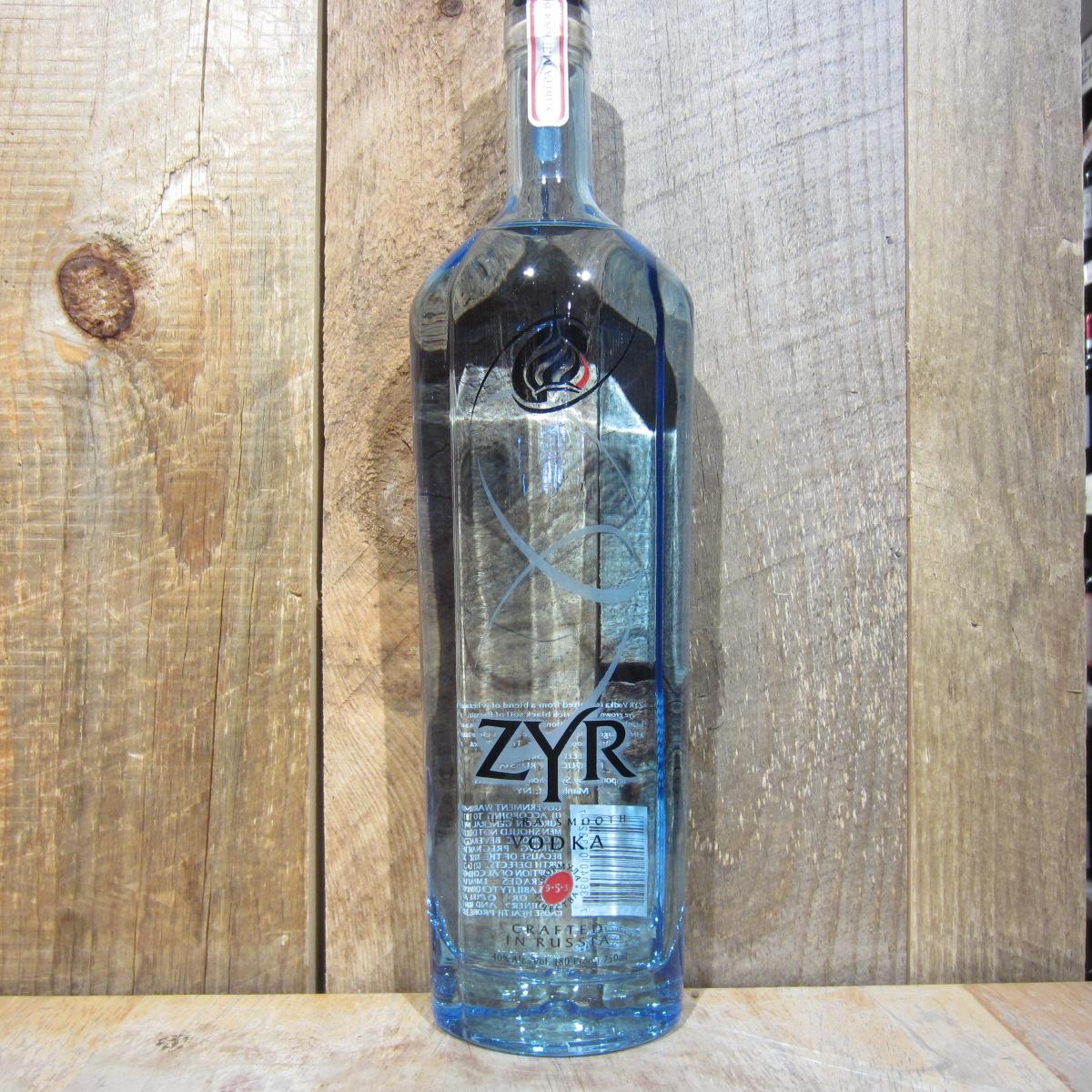 Zyr Vodka 750ml