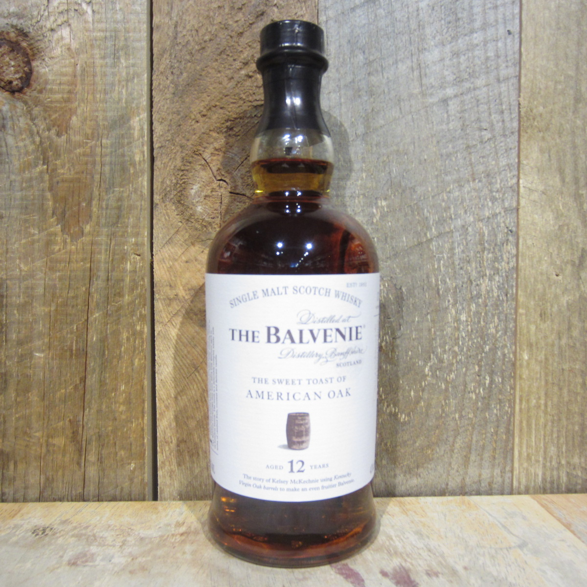 Balvenie Sweet Toast of American Oak 12 Year 750ml
