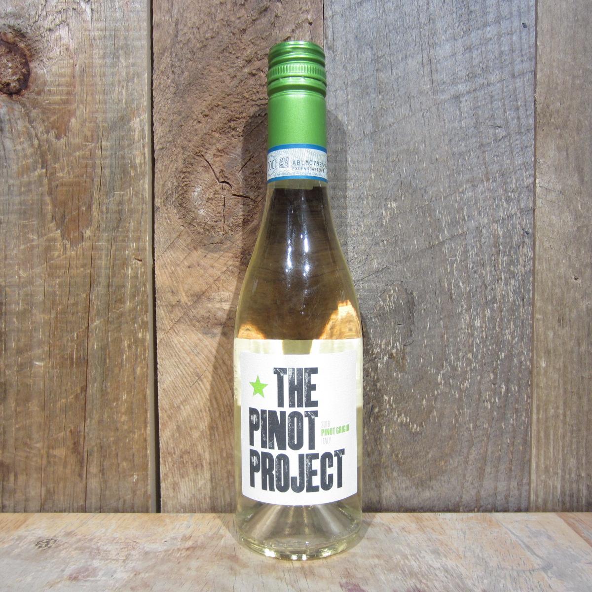 Pinot Project Pinot Grigio 375ml (Half Size Btl)