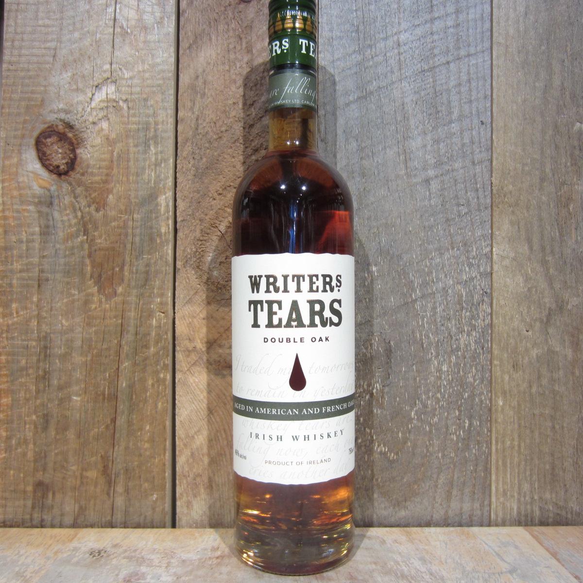 Writers Tears Double Oak 750ml