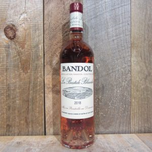 La Bastide Blanche Bandol Rose 2018 750ml