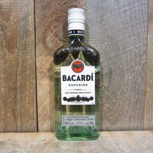 BACARDI SUPERIOR 375ML (PINT)