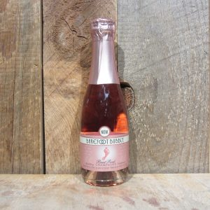 BAREFOOT BUBBLY BRUT ROSE 187ML (QUARTER BTL)