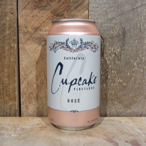 CUPCAKE ROSE 375ML (CANS)