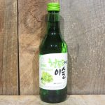 JINRO GREEN GRAPE SOJU 375ML