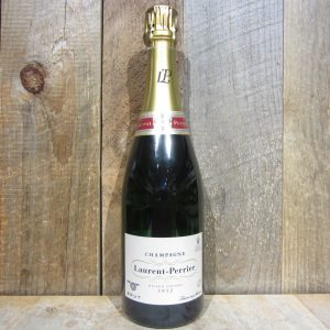 LAURENT PERRIER BRUT CHAMPAGNE (KOSHER) 750ML
