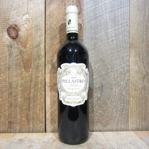 PILLASTRO PRIMITIVO 750ML