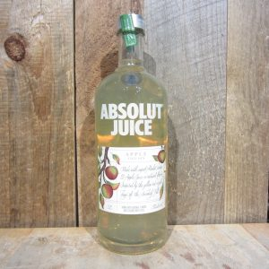 ABSOLUT APPLE JUICE 1L