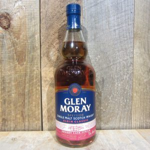 GLEN MORAY SHERRY CASK SPEYSIDE SINGLE MALT 750ML