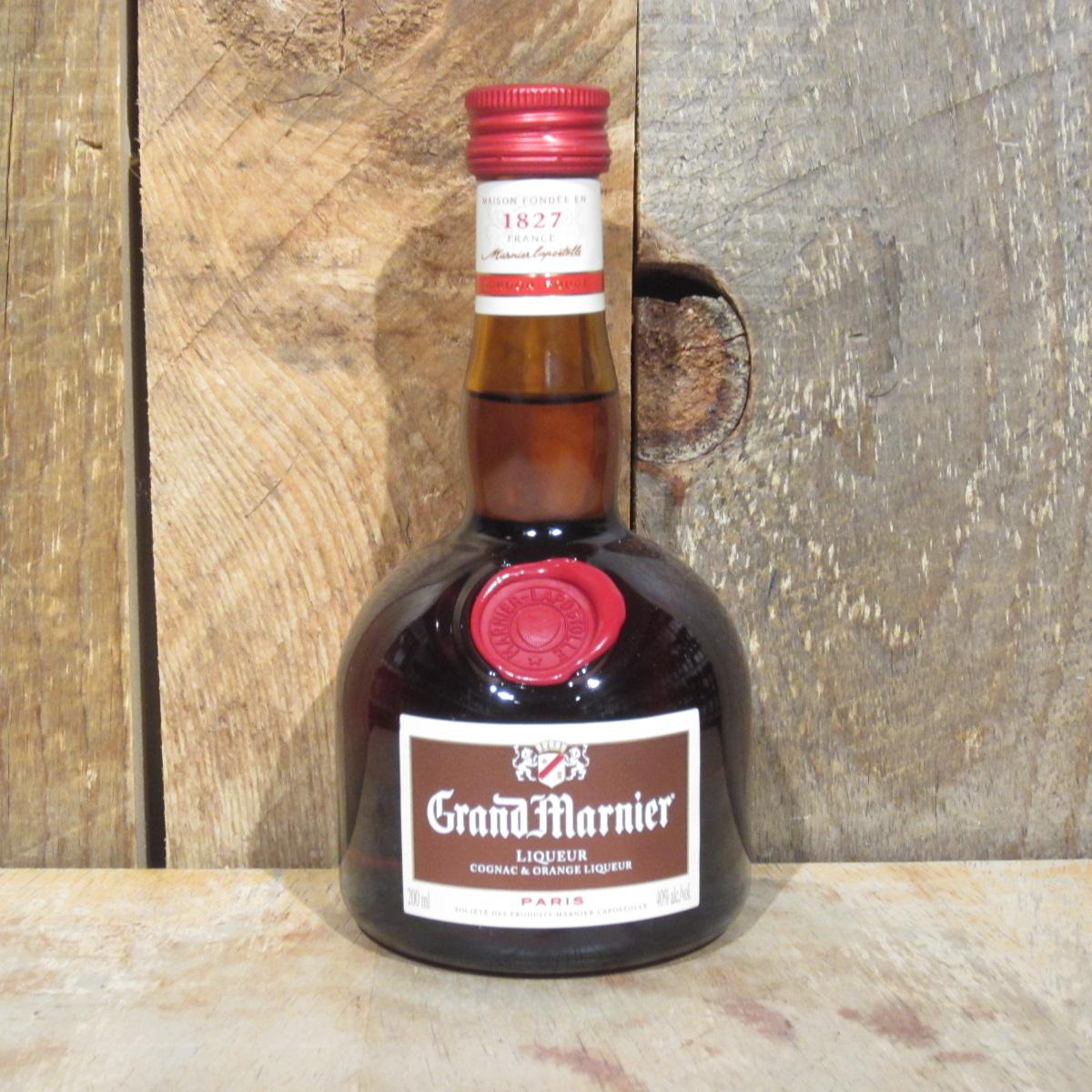 Grand Marnier Cordon Rouge 200ml (Half Pint)