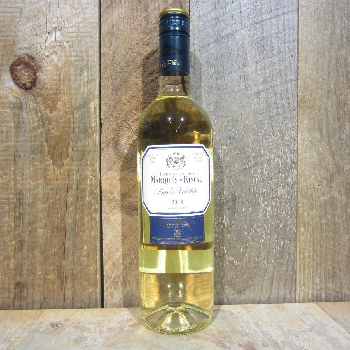 Marques de Riscal Rioja Rueda White 750ml