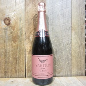 YARDEN BRUT ROSE 750ML