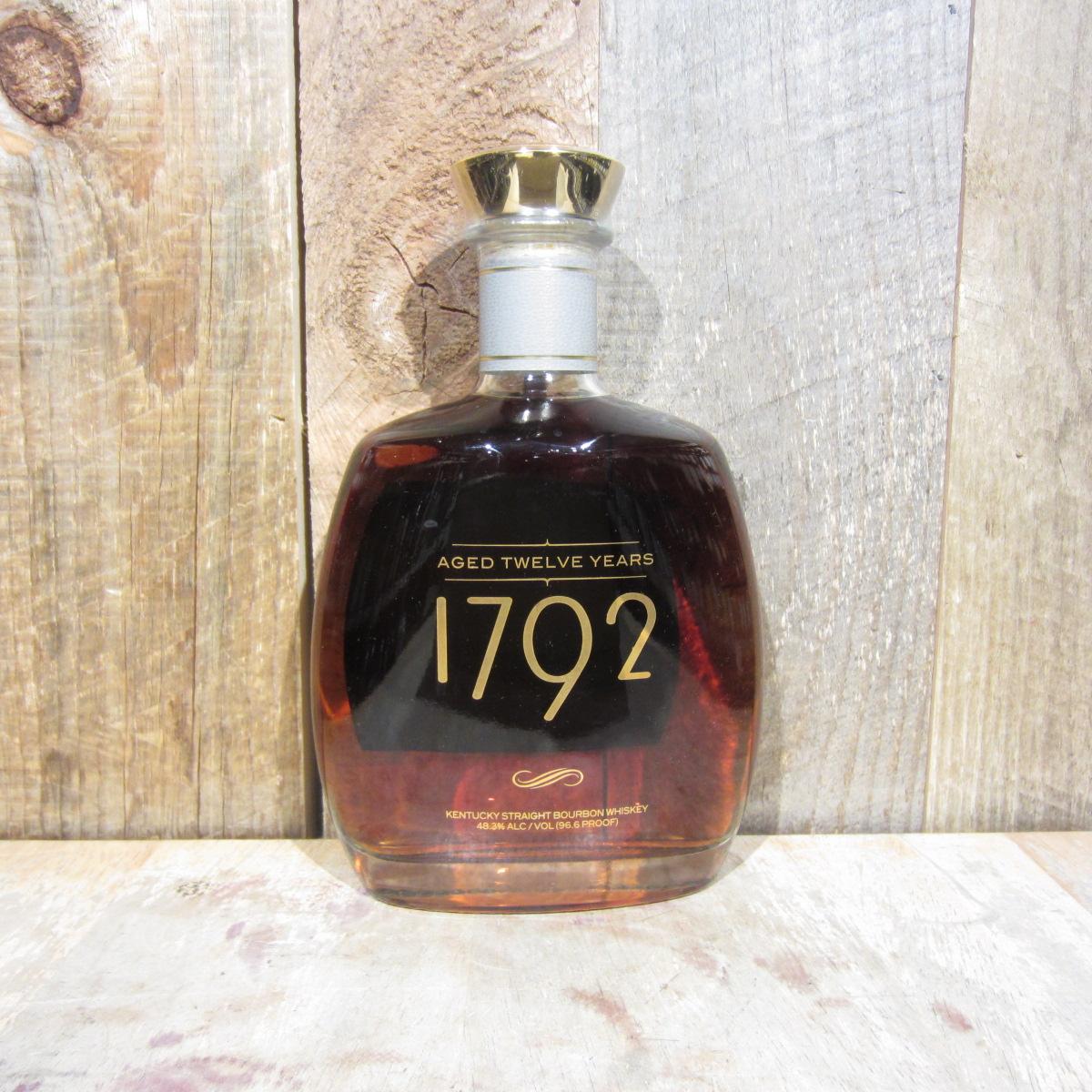 1792 12 Year Old Bourbon 750ml