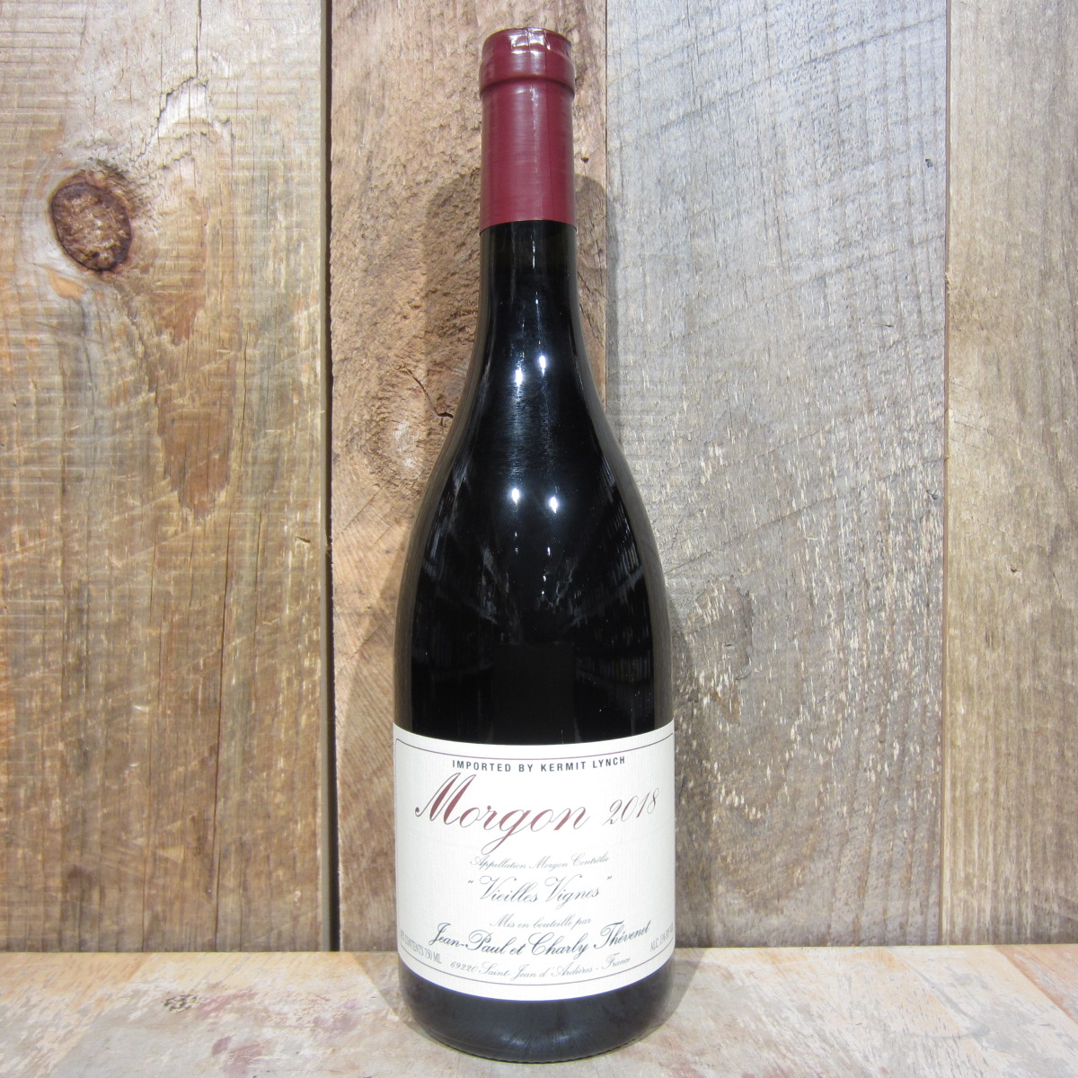 Jean Paul Thevenet Morgon Vieilles Vignes 2019 750ml