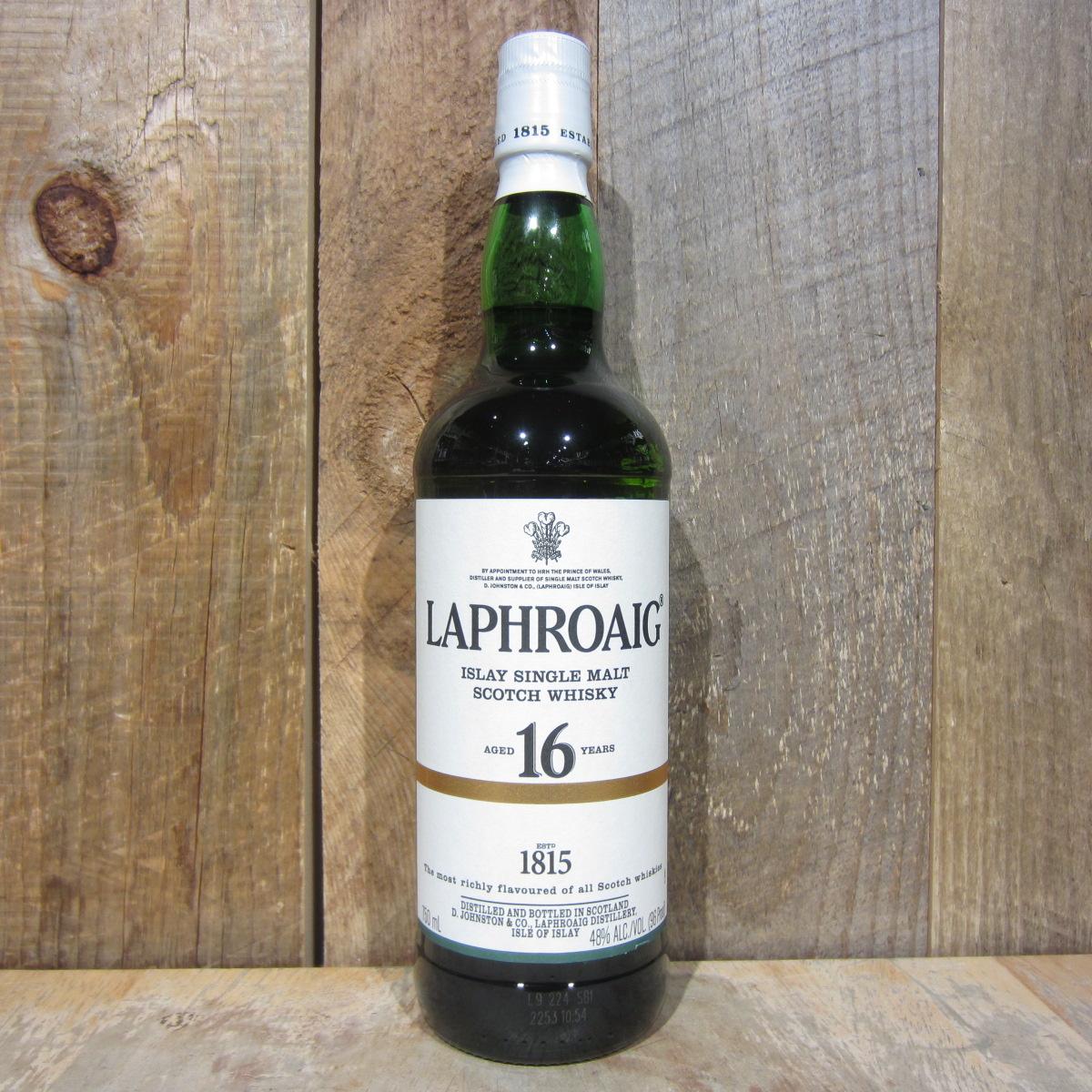 Laphroaig 16 Year Old 750ml